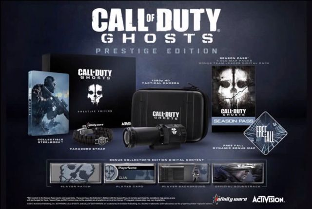 Call of Duty Ghosts_Prestige Edition