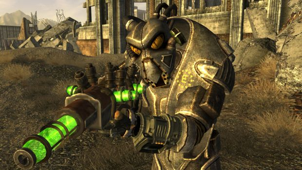 Fallout_Power Armour