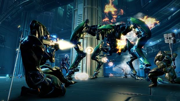warframe JackalBattle