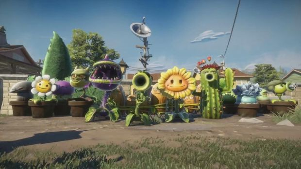 Plants Vs. Zombies: Garden Warfare Rated For PS4 By Korean Game Rating Board