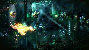 Resogun Dev Diary: From Voxel Murder to Resolution Gunning In 1080p
