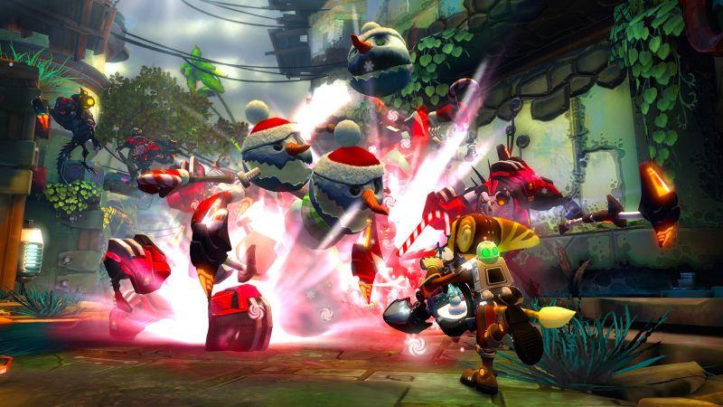 Ratchet and Clank Into the Nexus (10)