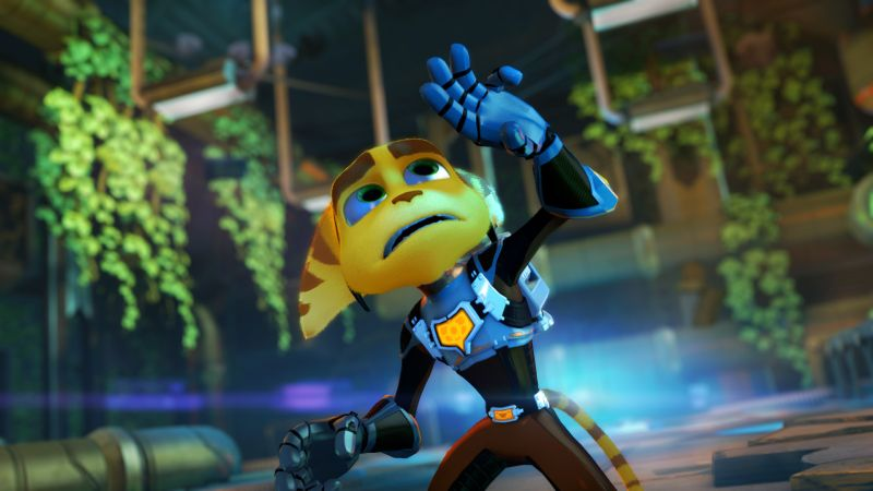Ratchet and Clank Into the Nexus (2)