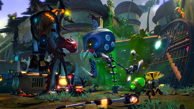 Ratchet and Clank Into the Nexus (6)