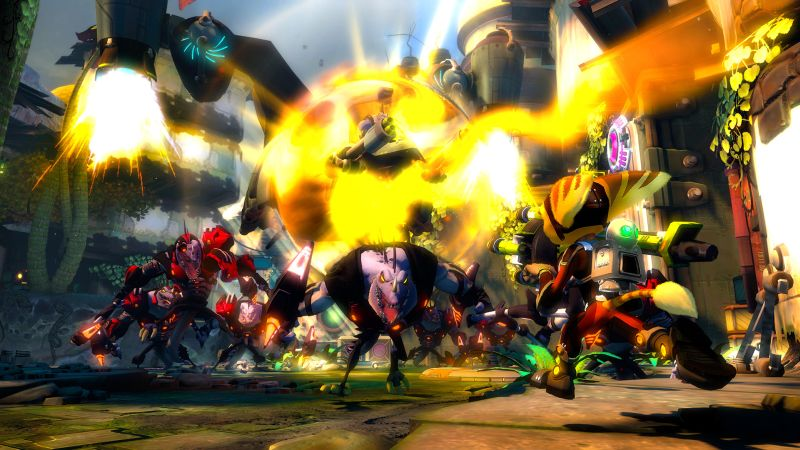 Ratchet and Clank Into the Nexus (9)