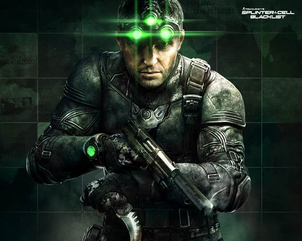 Splinter Cell Blacklist Poster