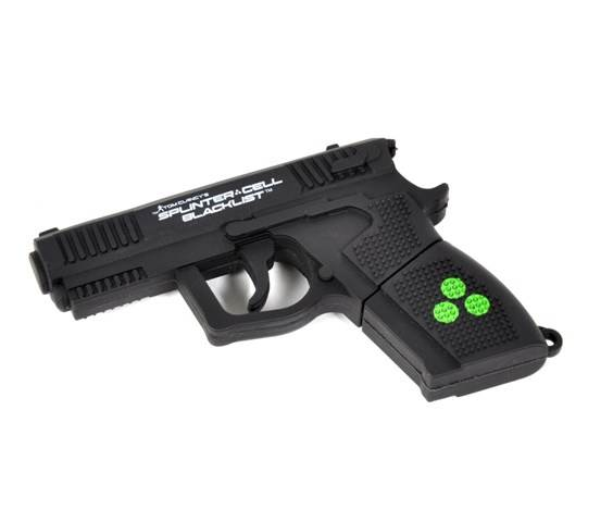 splinter cell blacklist gun usb