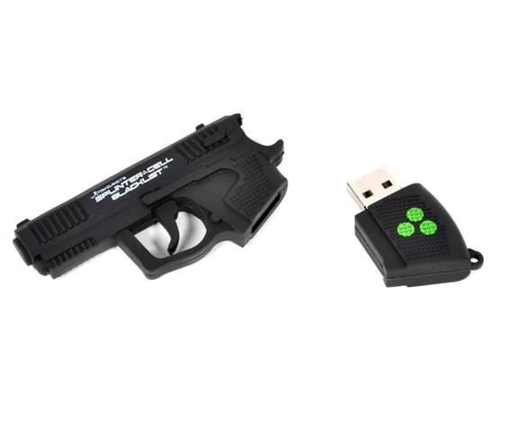 splinter cell blacklist gun usb