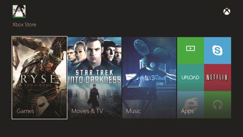 Xbox One UI (1)