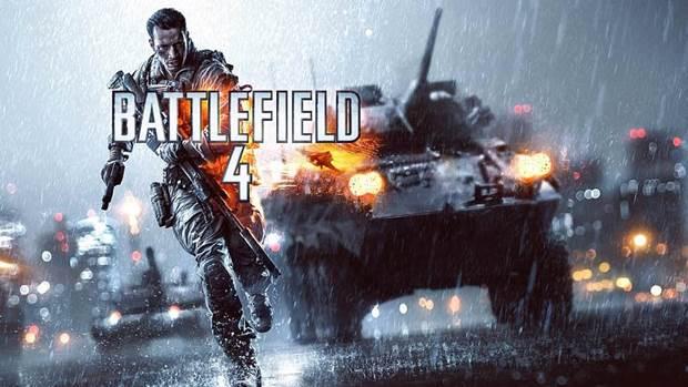 battlefield 4 AMD