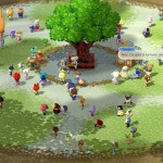 Animal Crossing Plaza Launches for Wii U