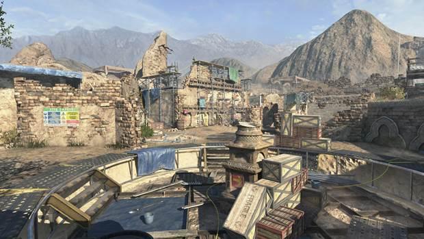 Call of Duty Black Ops 2 Apocalypse DLC