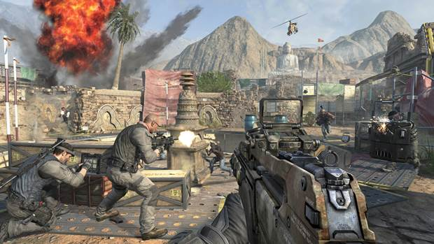 Call of Duty Black Ops 2 - Apocalypse