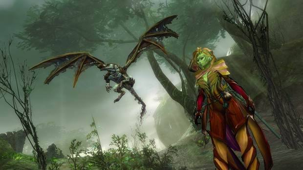 Guild Wars 2 Tequatl Rising