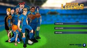 Soccer Legends Gets Kickstarted