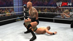 The Rock WWE 2K14 Entrance And Finisher Trailer