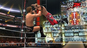 WWE 2K14 Gameplay Trailer Reveals Signature Moves