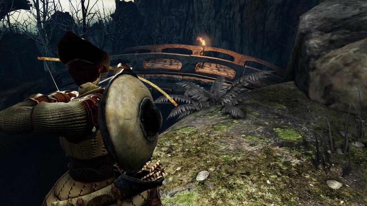 dark_souls_2_tgs_Battle_BowArrow