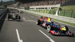 F1 2013 Now Available in Europe for Xbox 360, PC and PS3