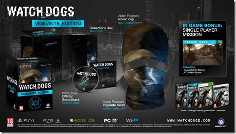Watch Dogs Vigilante Edition