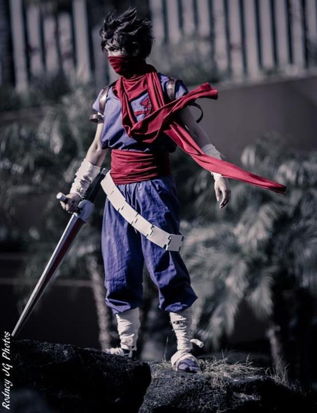99. Strider Hiryu