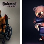 Basement Crawl Interview: Core Gameplay Mechanics, Spooky Art Design, Classes And More
