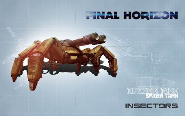 Final Horizon ps vita