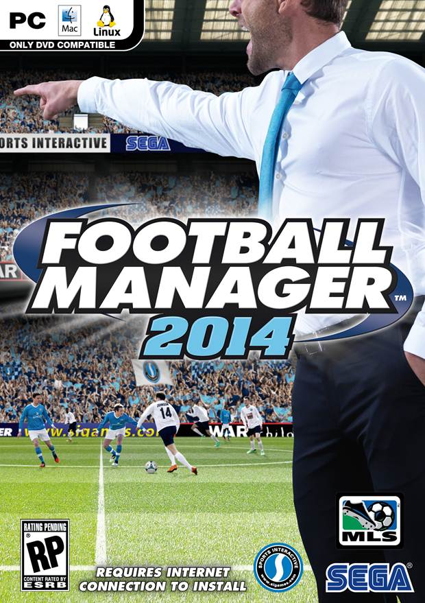 Football Manager 2014 Box Art