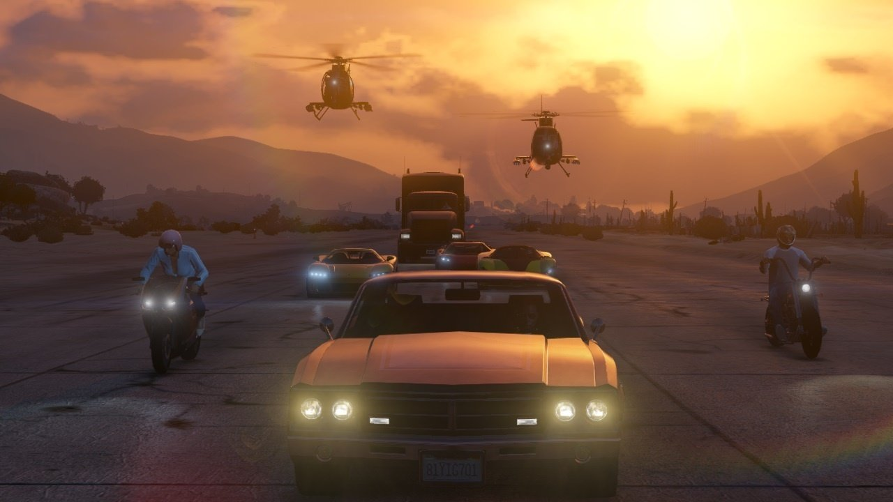 GTA Online Update: Rockstar On Reputation Points, Cash And Cloud Issues
