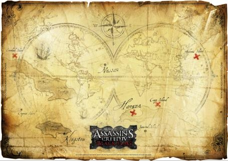 Assassins Creed 4 Black Flag Exclusive Poster