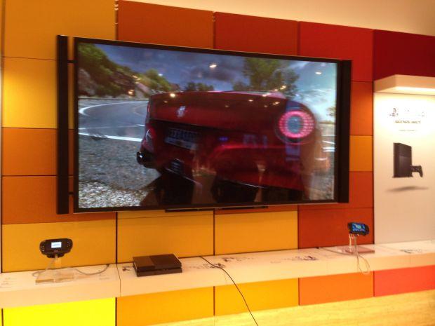 PS4_4K TV