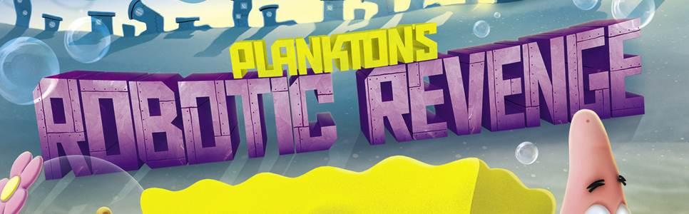 SpongeBob SquarePants: Plankton's Robotic Revenge Review