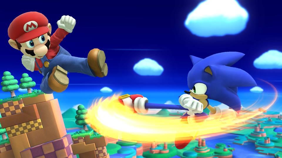 Super Smash Bros_Sonic
