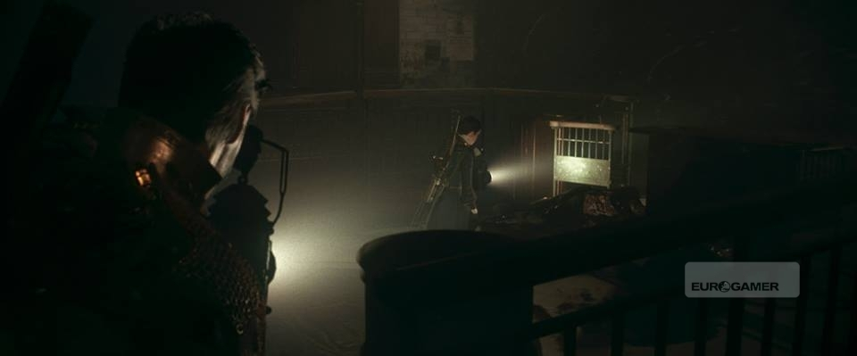 PS4 Exclusive The Order: 1886 Receives New Gameplay ...