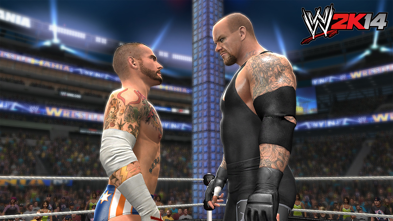 WWE 2K15 And NBA Coming To Xbox One PS4 By FY 2015