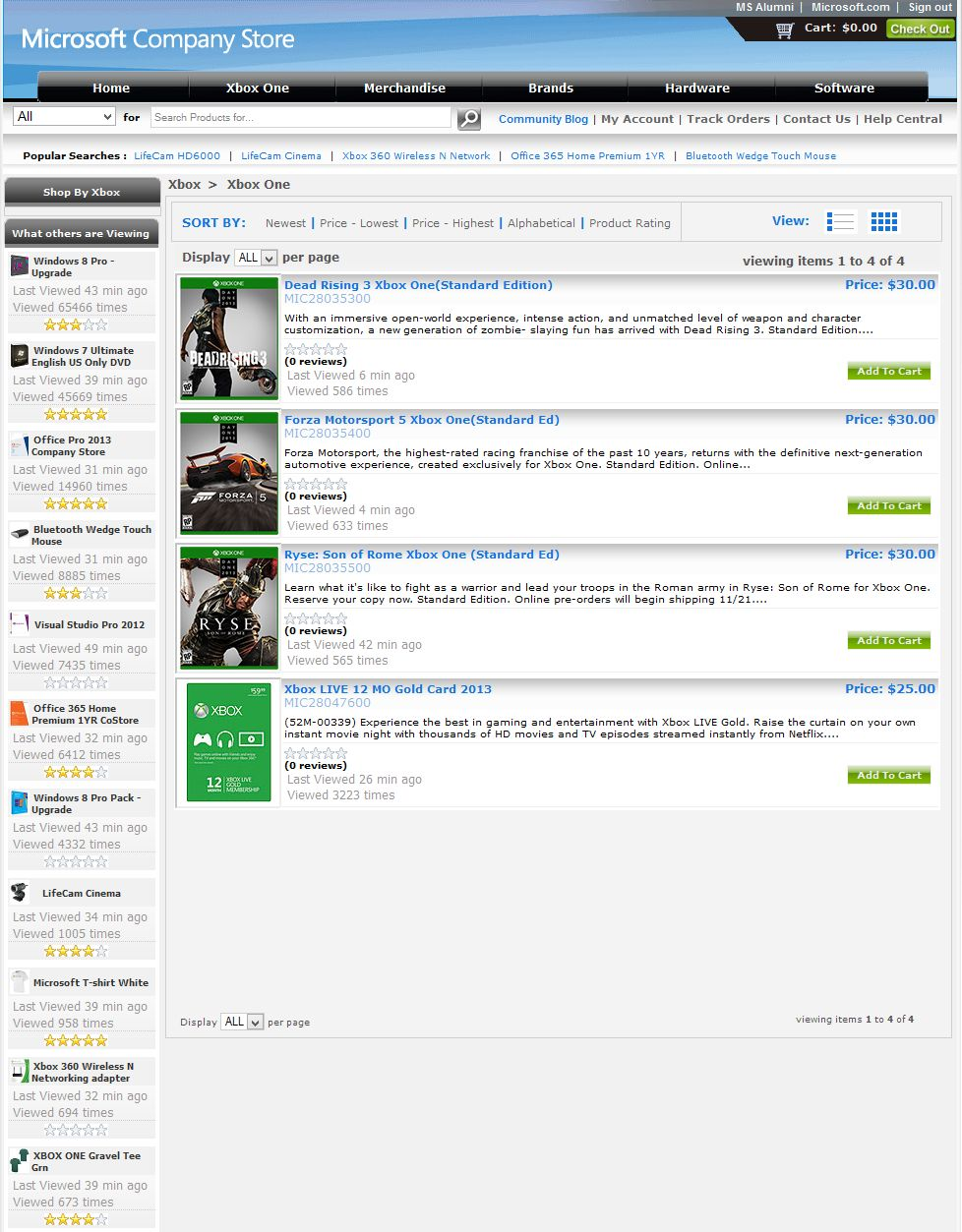 Xbox One discounts