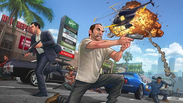 Grand Theft Auto 5 On PS4, Xbox One And PC May Get Pilot