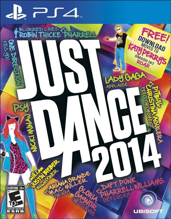 Just Dance 2014 – News, Reviews, Videos, and More