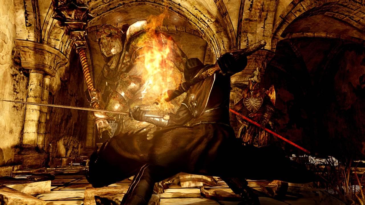 New Screenshots Released For Dark Souls 2