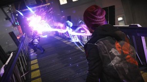 inFamous Second Son On PS4 Pro: One of The Best Games Optimized For 1080p TV Owners