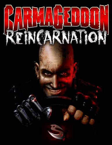 Carmageddon: Reincarnation Box Art