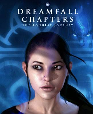 Dreamfall Chapters: The Longest Journey Box Art