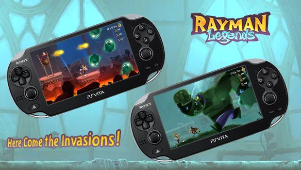 Rayman Legen