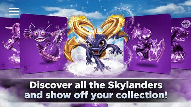 Skylanders Collection Vault