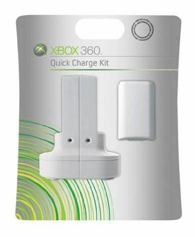 Xbox 360 Quick Charging Station