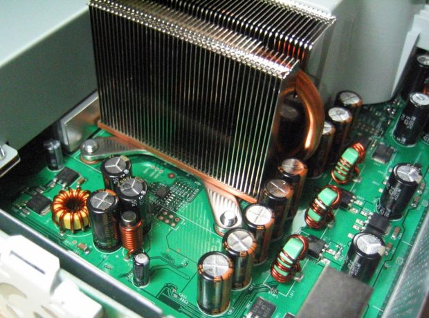 Xbox 360_heat sink