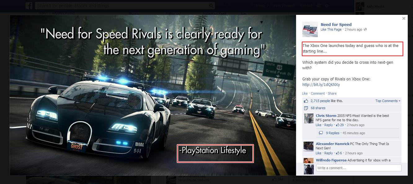 Need For Speed Rivals Русификатор Скачать