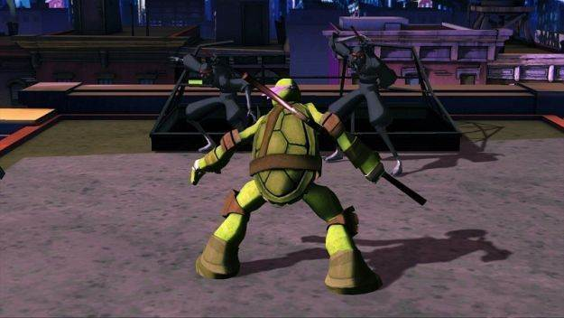 Nickelodeon Teenage Mutant Ninja Turtles