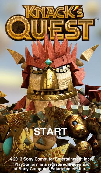 knack's quest app