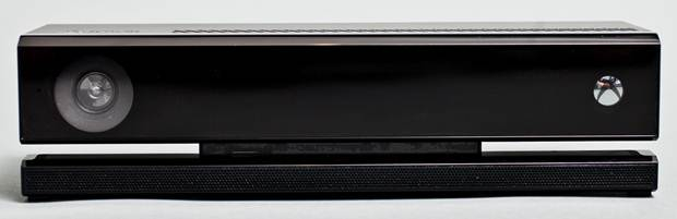 xbox kinect front